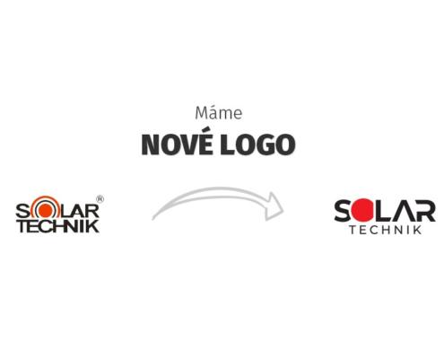 Nové logo SOLAR-TECHNIK
